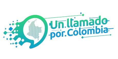 Un llamado por Colombia entradas