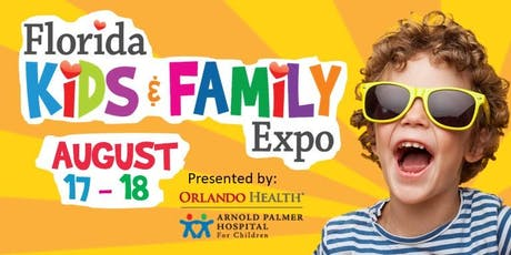 Florida Kids and Family Expo 2019 tickets