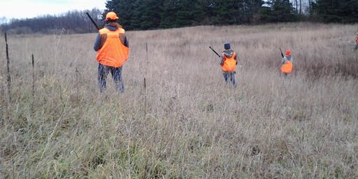 MPHI Learn to Pheasant Hunt