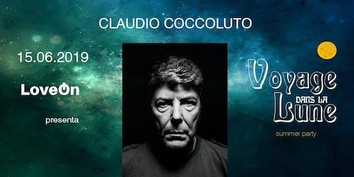 CLAUDIO COCCOLUTO @ Voyage Dans La Lune