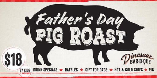 Father's Day Pig Roast