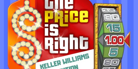 THE PRICE IS RIGHT *exclusive to Keller Williams Phx Agents* tickets