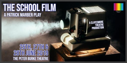 'The School Film' - A play by Patrick Marber