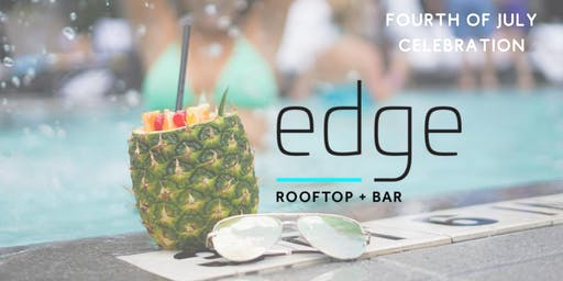 Fourth of July Celebration Cabanas at Edge Rooftop + Bar