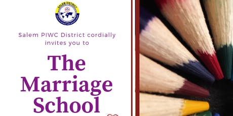 The Marriage School tickets