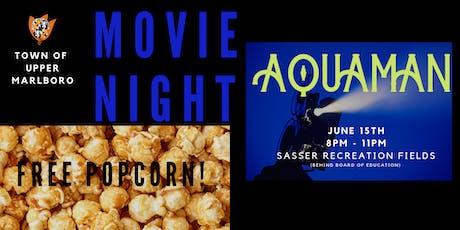 Town of Upper Marlboro FREE Outdoor Summer Movie Night tickets