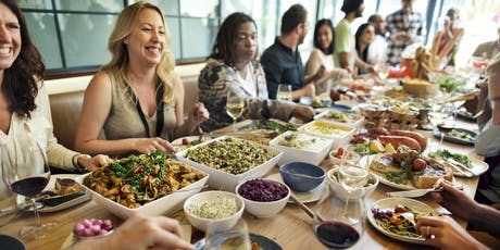 DINNER IS ON US! A FREE Community Wellness Dinner tickets