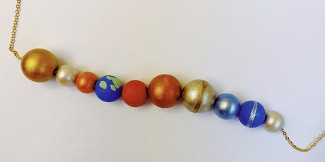 Adult Make and Take : Solar System Necklace tickets