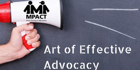 Art of Effective Advocacy tickets