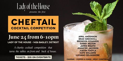 Cheftail Cocktail Competition