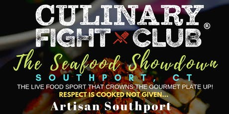 Culinary Fight Club - Connecticut: Seafood Showdown tickets