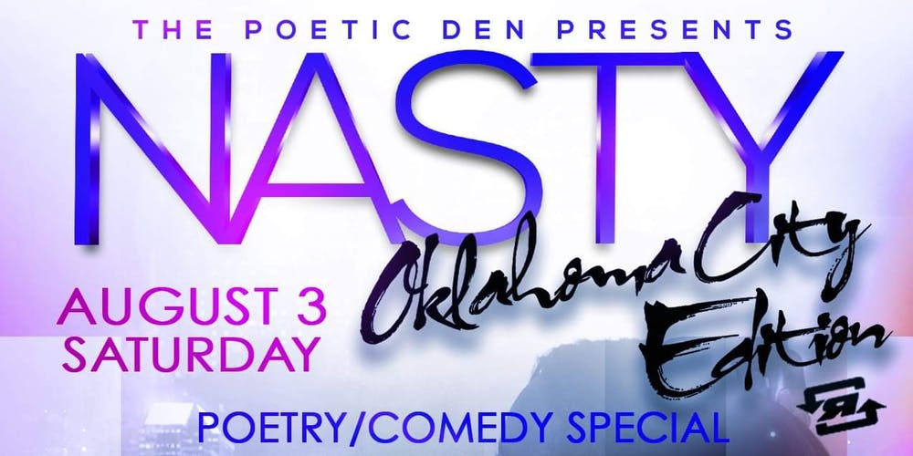 Image result for poetry exclusive okc nasty