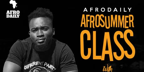 Learn Azonto with Bossu_fy tickets