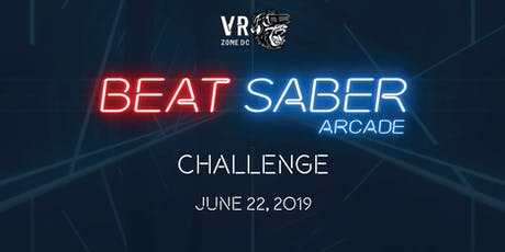 BEAT SABER CHALLENGE tickets