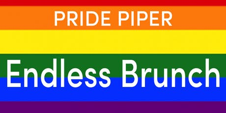 Pride Piper Endless Brunch tickets