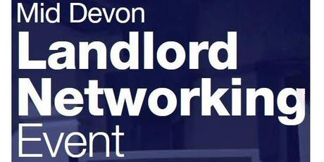 Mid Devon Landlord Networking Event tickets