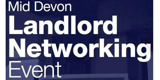 Mid Devon Landlord Networking Event