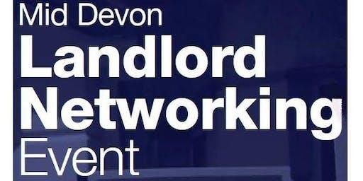 Mid Devon Landlord Networking Event