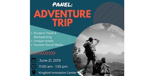 Panel: Adventure Trip