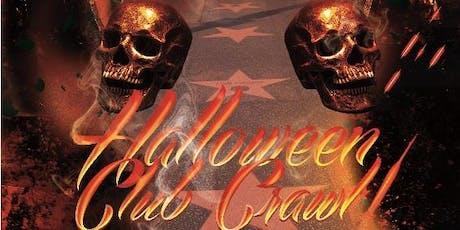 Halloween LA Club Crawl - 4 Club VIP Pass tickets