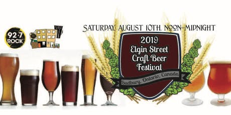 Elgin Street Craft Beer Festival 2019 tickets