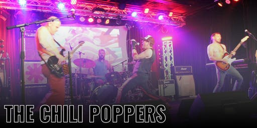 The Chili Poppers: A Tribute to The Red Hot Chili Peppers