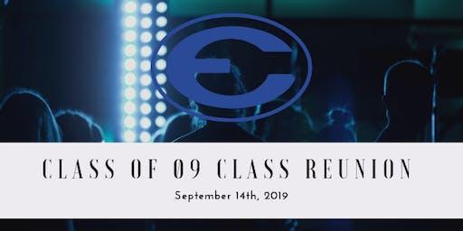 ECCHS Class of 09