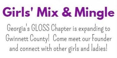 GLOSS Mix + Mingle