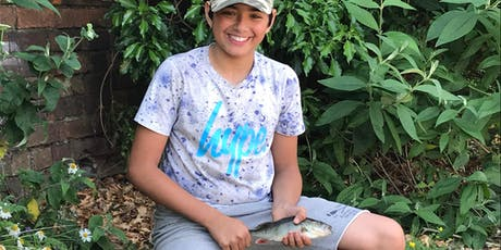 Free Let's Fish! - Milton Keynes  Learn to Fish Sessions - Milton Keynes AA tickets
