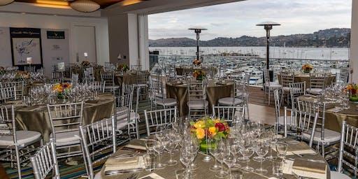 "Sausalito Wine Experience ""Vintners' Table"" Winemaker Dinner 2019"