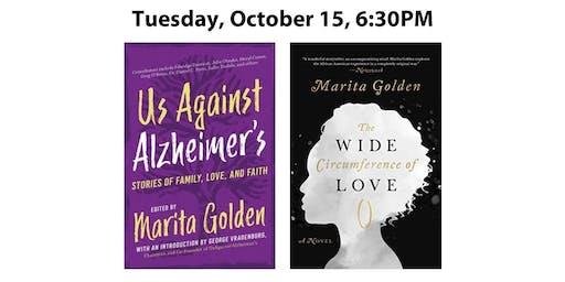Us Against Alzheimer's: Stories of Family, Love, and Faith by: Marita Golden