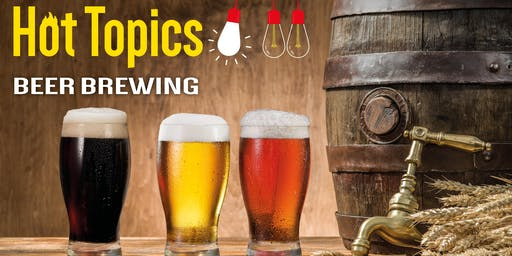 Hot Topics: Beer Brewing at Maple Library