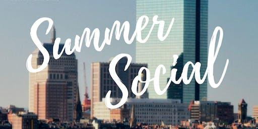 Habesha Networks Boston Summer Social