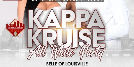 12th Annual Kappa Kruise: All White Edition tickets