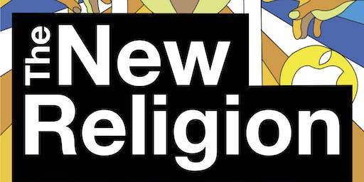 The New Religion by Artists Natalia Lvova and Misha Priem