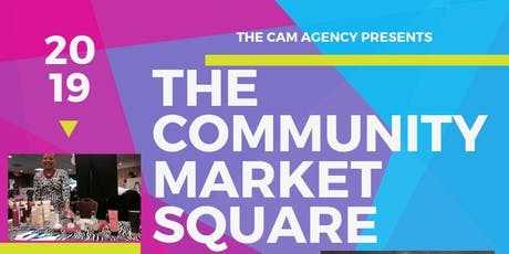 The Community Market Square tickets