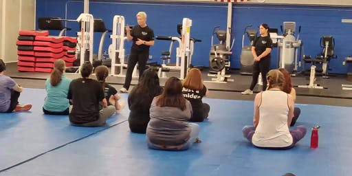 Women's Self-Defense Empowerment Training