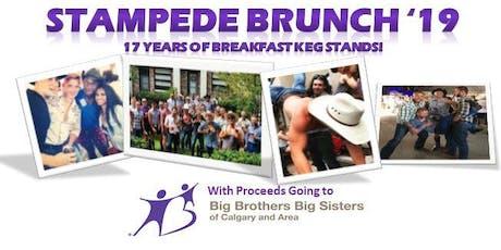 Stampede Charity Brunch/Pancake Kegger tickets