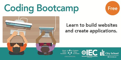 Coding Bootcamp Workshop tickets