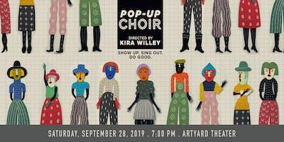 ArtYard Presents POP-UP CHOIR