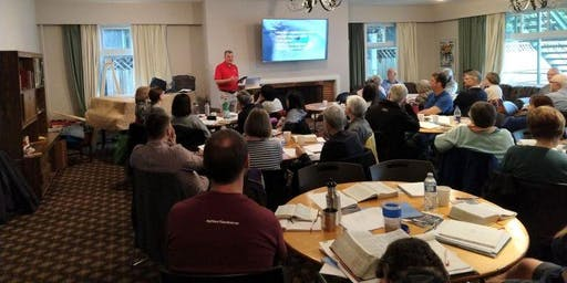 Christianity Explored: Training for Trainers