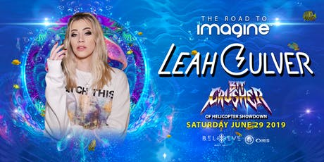 Leah Culver - Road to IMAGINE | IRIS ESP101 Learn to Believe | Saturday June 29 tickets