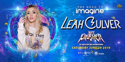 Leah Culver - Road to IMAGINE | IRIS ESP101 Learn to Believe | Saturday June 29