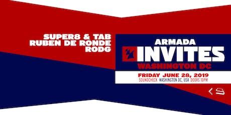 Armada Invites tickets