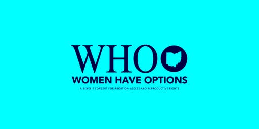 Benefit Concert for Women Have Options Ohio at Ace of Cups