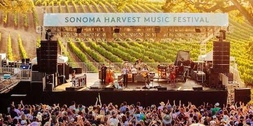 SONOMA HARVEST MUSIC FESTIVAL BUS SERVICE 9/14 and 9/15