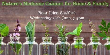 Nature's Medicine Cabinet for Home & Family tickets
