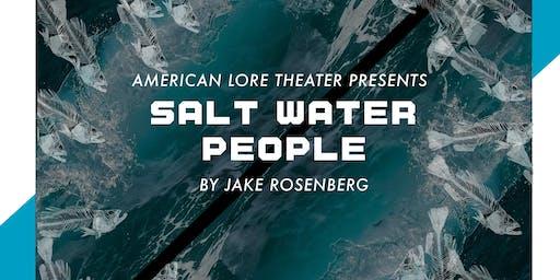 Salt Water People by Jake Rosenberg: Play Reading