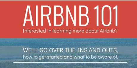 Airbnb 101 tickets