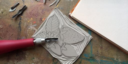 Stamped Journal Workshop